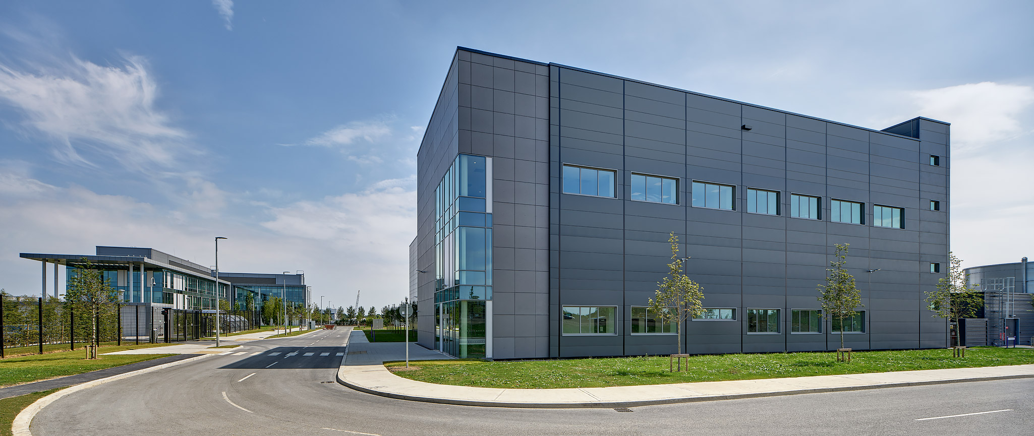 MEA CSA designers for Mallinckrodt Site Development and MAnufacturing Building